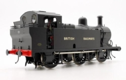 DAPOL 72-026-005U JINTY 3f BRITISH RAILWAYS NO NUMBER
