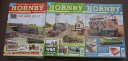 HORNBY FROM 1ST EDITION TO 30TH MINT