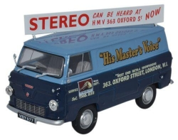 O GAUGE 7mm HIS MASTERS VOICE FORD 400E VAN