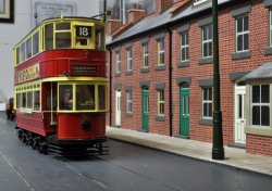 Simon Kennedys London E1 Tram