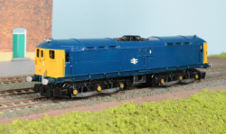 CC1/2 electric loco by Grahame Hedges
