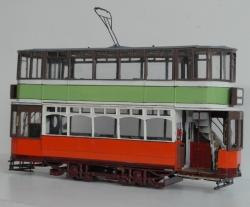 GCT HEX-DASH Standard Tram