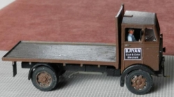 1931 LEYLAND FLATBED BUY BRIAN RHODES 89 YEARS OLD