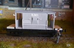 B583 BRAKE VAN