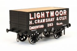 7 PLANK 9 W/B 3 DOOR LIGHTMOOR NUMBER 283
