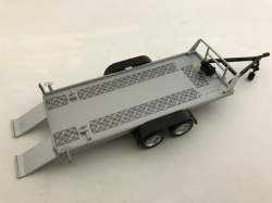 TOW CAR TRAILER 2 AXILS
