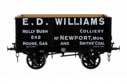 7 PLANK 9 WB WEATHERED 3 DOOR E D WILLIAMS NUMBER 242