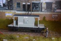 B581 LT BRAKE VAN
