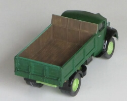 DODGE TIPPER 1/43 KIT
