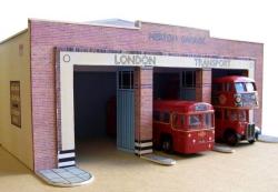 AL Merton Garage