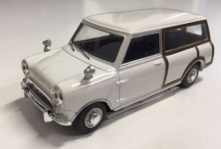 MINI TRAVELLER WHITE