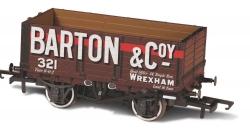 7 PLANK MINERAL WAGON BARTON & CO 321