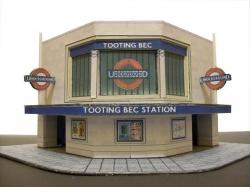 CHS Charles Holden Underground Station