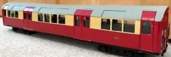 7MM O GAUGE STANDARD 1931 TRAILER  KIT