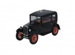 AUSTIN 7 BLACK RED WHEELS