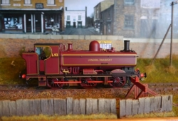 CLASS 57xx LT PANNIER L92 DCC READY WITH SOUND