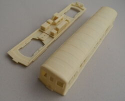 Q38 NEW MOULD UPDATED FULL KIT  NOT POWERED