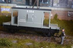 B584 LT BRAKE VAN