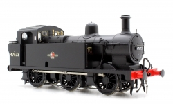 DAPOL 7S-026-004D JINTY 3f 47673 BR Late crest DCC SOUND