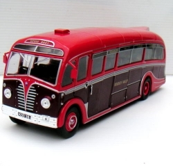 AEC Regal III Harrington 1950  1/43 SCALE RTR