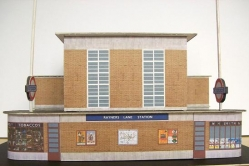 RAY Rayners Lane Underground Station