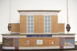 RAY Rayners Lane Underground Station