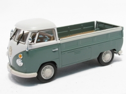 VW T1 PICK UP - OFF WHITE / LT GREEN