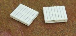 2 Pallets  loads/pallets