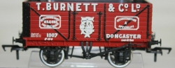 8 PLK T BURNETT COLLECTORS CLUB 2007/8