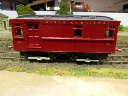 1905 BOX CAB resin body