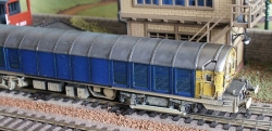 BATTERY LOCO POWERED
