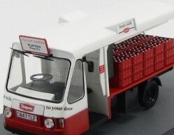 Milk Float 1/43 RTR