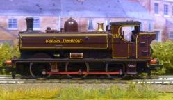 BACHMANN PANNIER TANK LONDON TRANSPORT L91
