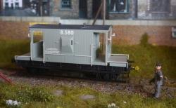 B580 LT BRAKE VAN