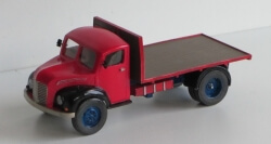 DODGE FLATBED COAL LORRY 1/43 KIT