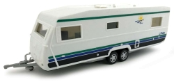 CARAVAN BIG POLAR - WHITE/STRIPES 1995 LONG