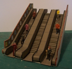 ESCW wooden escalator