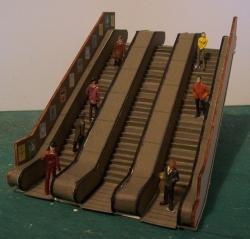 ESCW wooden escalator
