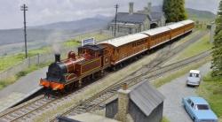 Metropolitan Railways by Matt Wickham