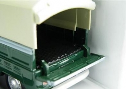 VW T1 COVERED PICKUP - Green & White
