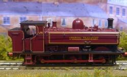 BACHMANN PANNIER TANK LONDON TRANSPORT L95