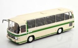 MERCEDES O302-10R (1972) Cream/Green - 1/43 - IXO