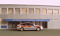 OPSH Sun Hill Police Station