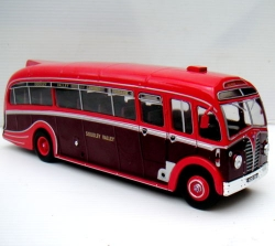 AEC Regal III Harrington 1950
