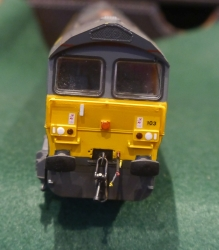 Lima OO Gauge Class 59 103 Village of Mells