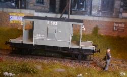 B583 LT BRAKE VAN