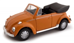 VW BEETLE CABRIO ORANGE