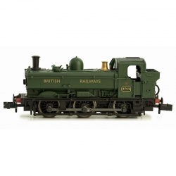 PANNIER 97XX BRITISH RAIL GREEN 2S-007-013