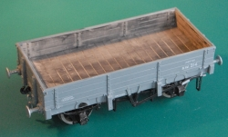 3 PLANK WAGON BODY
