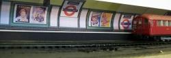 TSN Northern line style - Tube Station Platform